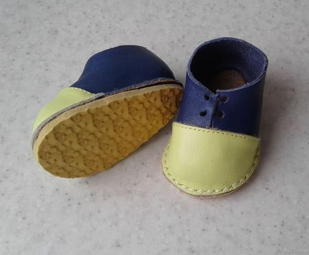 Ботиночки для беби Анабель (Baby Annabell) ручной работы на заказ
