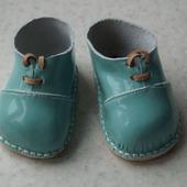 Кожаная обувь для беби Анабель (Baby Annabell)
