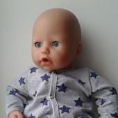 Комбинезон для беби Анабель 46 см
