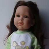 Комплект трикотажной одежды для куклы Сой ту паола рейна