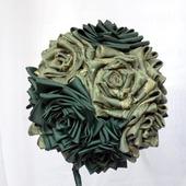 фото: Топиарии — цветы и флористика (подарок на день рождения)