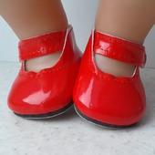 Туфельки для кукол беби бон ( baby born )