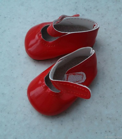 Туфельки для кукол беби бон ( baby born ) ручной работы на заказ