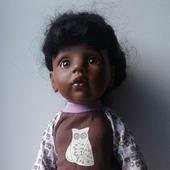 Трикотажная пижамка для куклы ГОТЦ