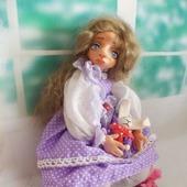 """Джульетта ... Кукла авторская. Из серии """"Натусики""""."""