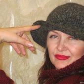 фото: Аксессуары (вязанная шляпа)