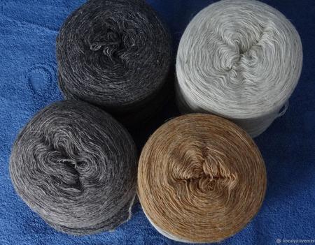 Шерстяная овечья пряжа, носочная ручной работы на заказ