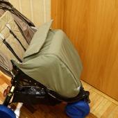 Накидка на ножки для коляски Valco baby snap