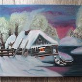 фото: Картины и панно (деревенский дом)