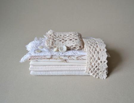 Набор винтажных материалов для творчества №3 ручной работы на заказ