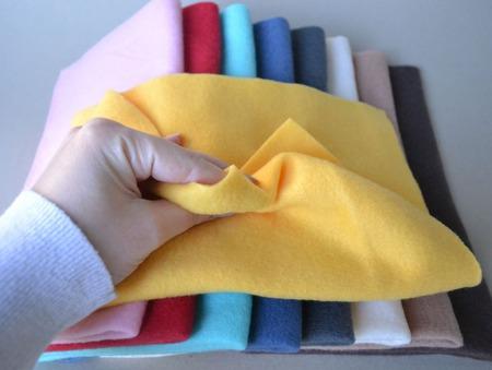 Флис ткань ручной работы на заказ
