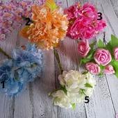 Цветы для кукол