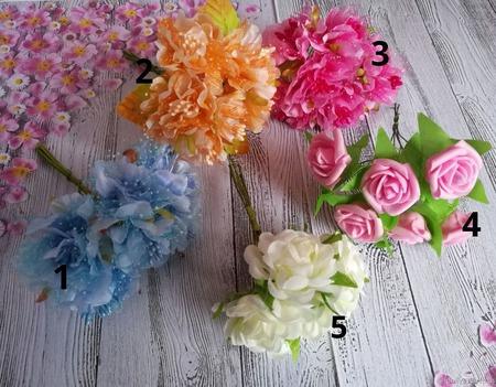 Цветы для кукол ручной работы на заказ