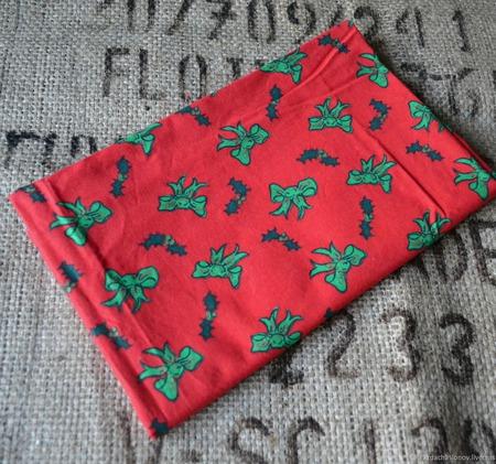 Ткань хлопок для шитья №6 ручной работы на заказ