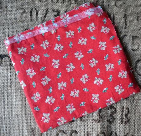 Ткань хлопок для шитья №5 ручной работы на заказ