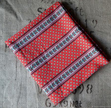 Ткань хлопок для пошива сумок и домашнего текстиля №4 ручной работы на заказ