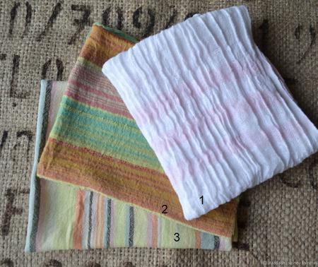 Ткань для кукол лоскуты №3 ручной работы на заказ