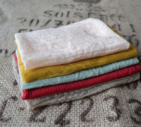 Ткань для кукол лоскуты №2 ручной работы на заказ