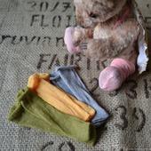 Носки гольфы для кукол и игрушек
