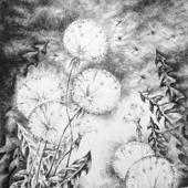 фото: Картины и панно: картины цветов (купить графику)