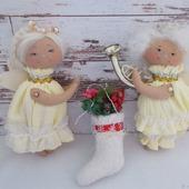 Рождественские Ангелочки