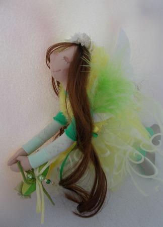 Анна Летний Ангел ручной работы на заказ