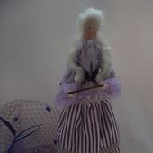 Тильда. Девушка с флейтой