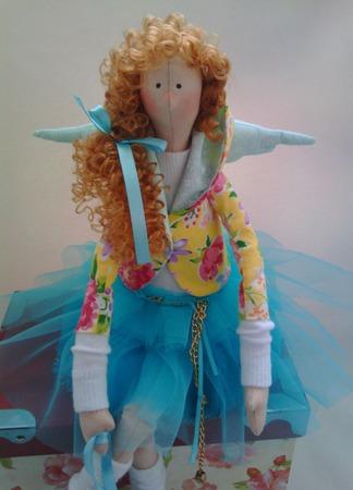 Весенний Ангел ручной работы на заказ