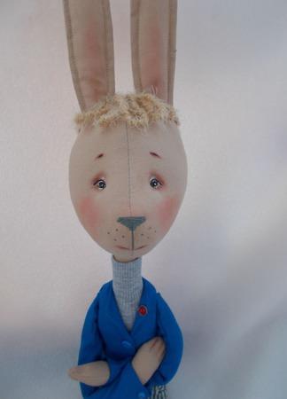 Кролик Николя ручной работы на заказ