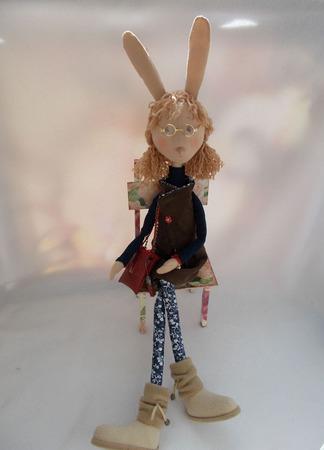 Кроля Жаннет ручной работы на заказ