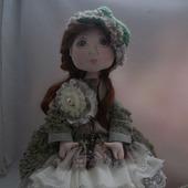 Будуарная кукла  Анна