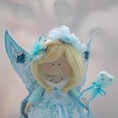 Интерьерная Куколка-Бабочка