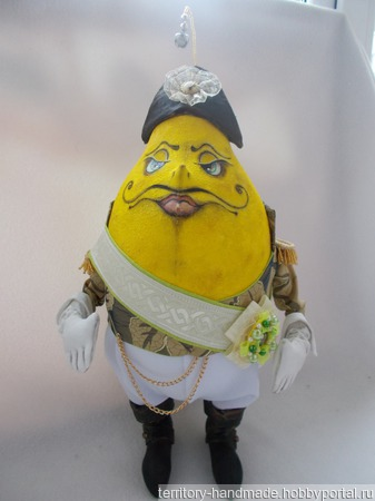 Принц Лимон ручной работы на заказ