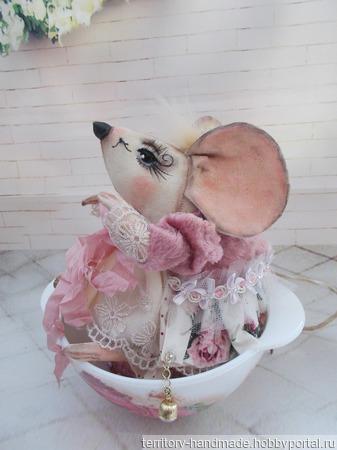 Мышка Соня ручной работы на заказ