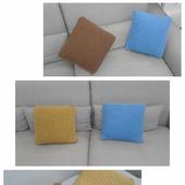 Комплект из двух декоративных подушек