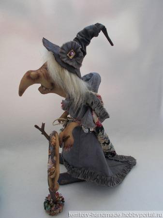 Злая волшебница Гингема ручной работы на заказ
