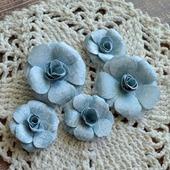 Набор цветочков из 8 штук
