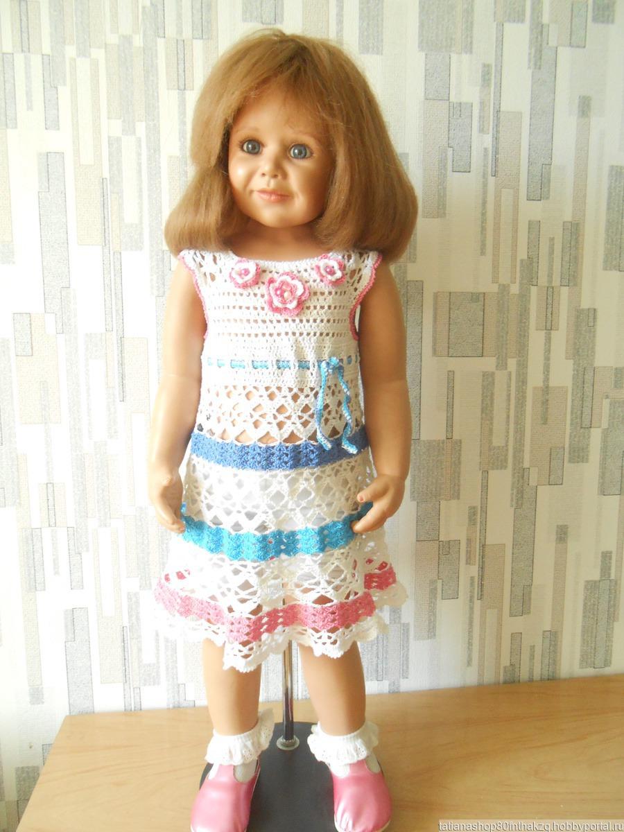 1606c5277a9 Летние детские платья – купить в интернет-магазине HobbyPortal.ru с ...