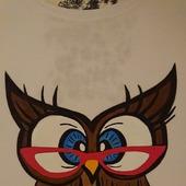 Делаем акриловыми красками по ткани роспись на футболке