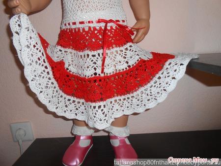 Детское летнее платье ручной работы на заказ