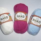 Пряжа Nako Elit 50