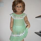 """Летние  детские платья """"Мята"""""""