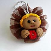 Кукла-попик Глафира