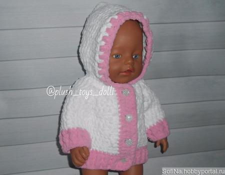 Сборник по вязанию для кукол Беби Бон ручной работы на заказ