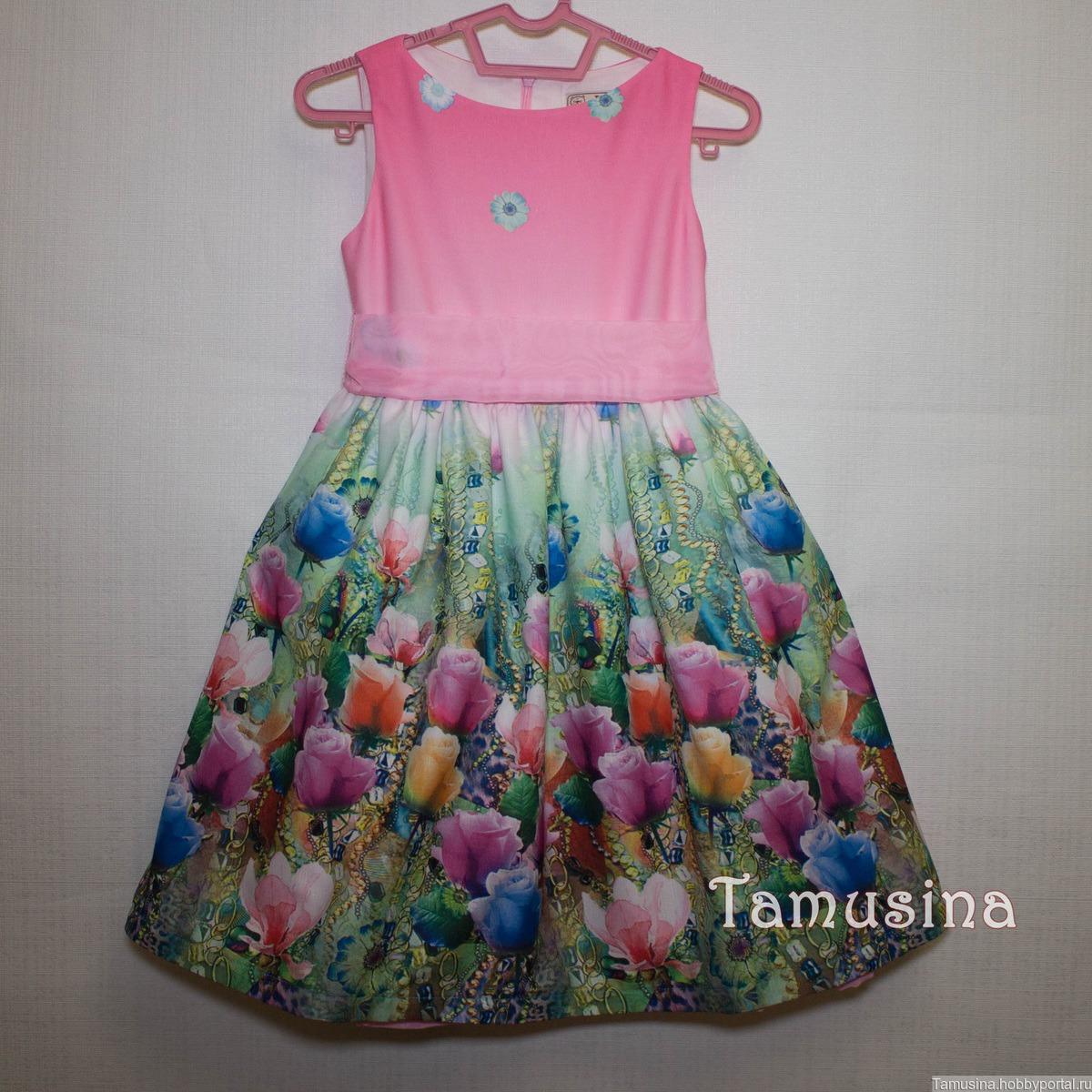 110315df565 Платье для девочки