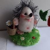 фото: Куклы и игрушки (джут)