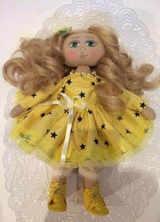 Кукла ручной работы ручной работы на заказ