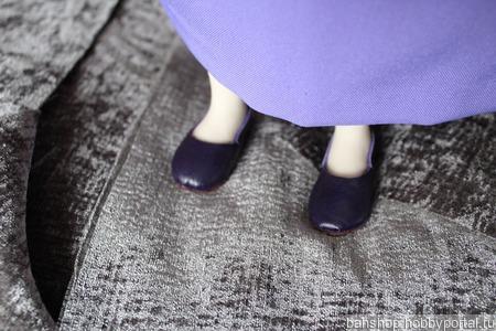 Кукла Рыженькая девочка из полимерной глины ручной работы на заказ