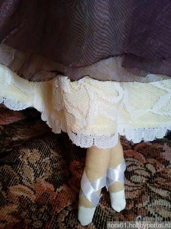 Тильда балерина ручной работы на заказ