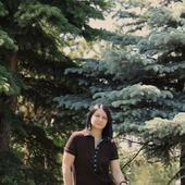 Платье-рубашка с воротником поло